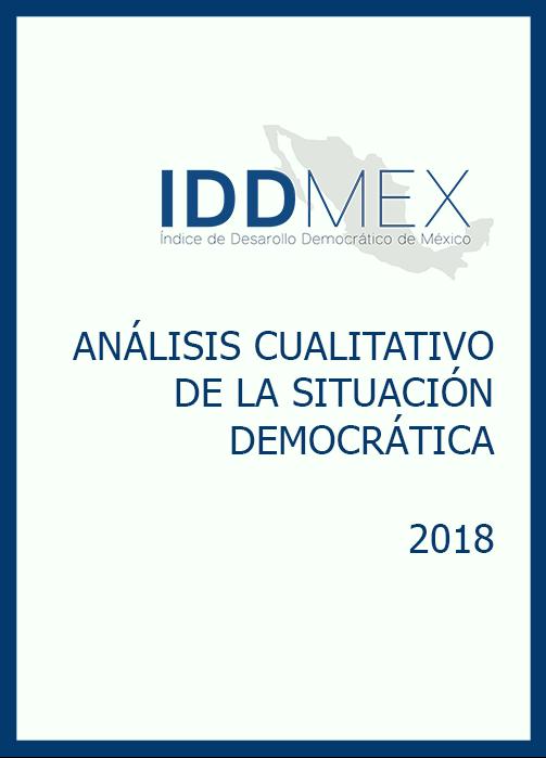 Análisis cualitativo de la situación democrática 2018
