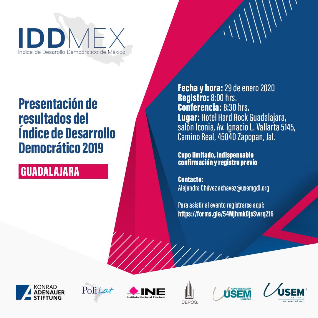Invitación Guadalajara