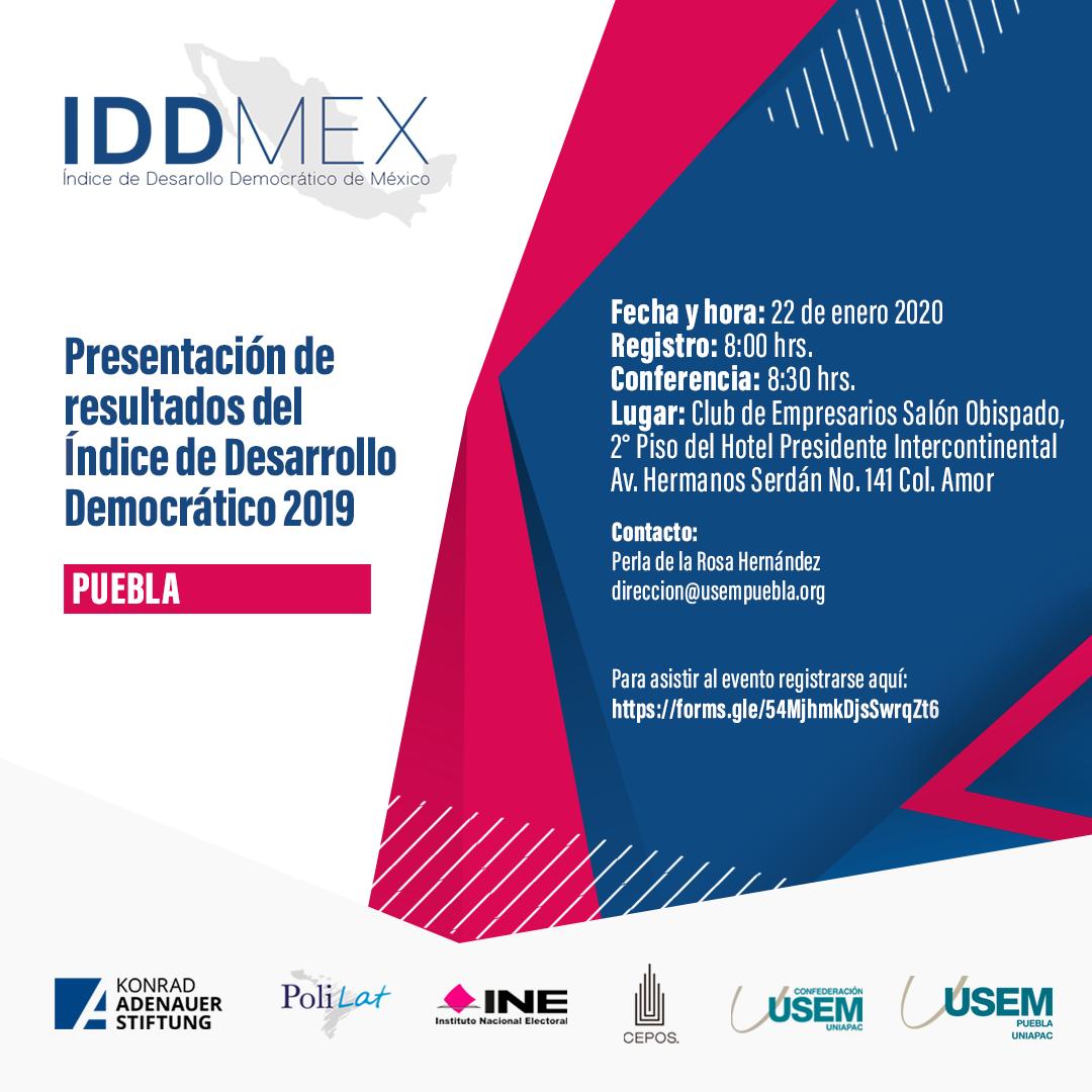 Invitación Puebla