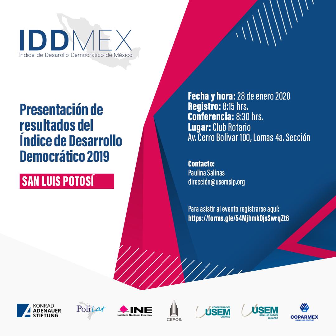 Invitación San Luis Potosí