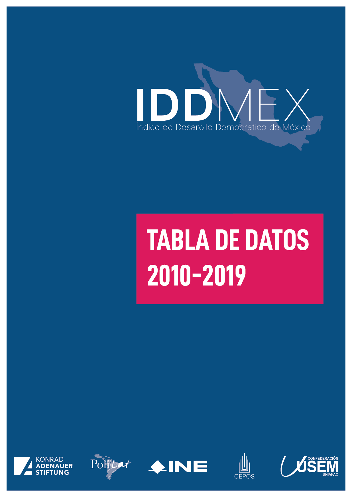 Descargar la Tabla de datos, 2010 - 2019