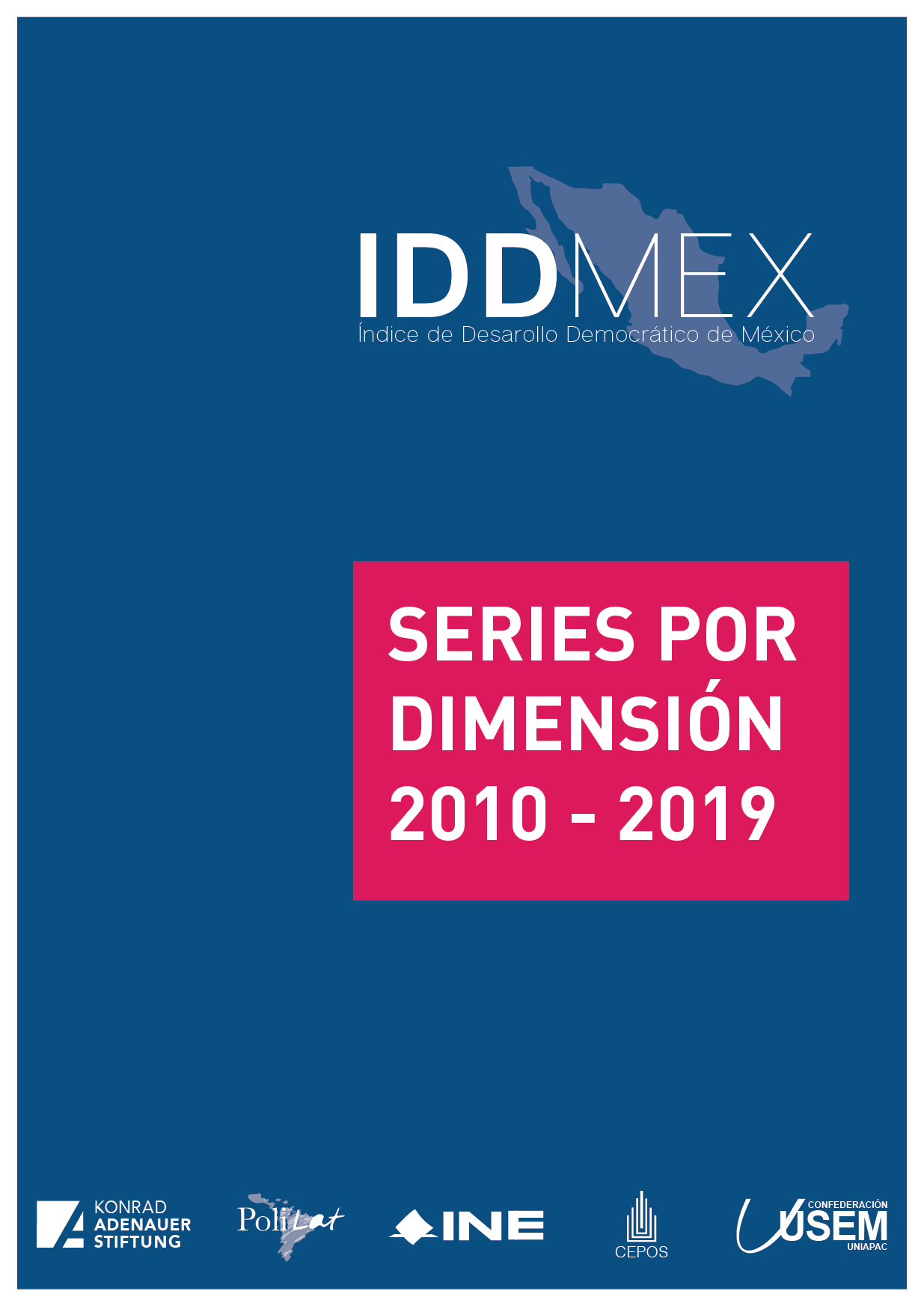 Descargar Series por Dimensión 2010 - 2019
