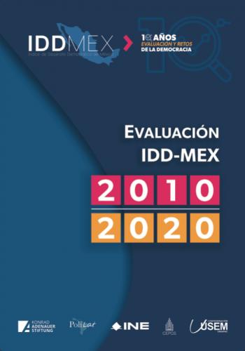 IDD-Mex Evaluacion 2010 -2020